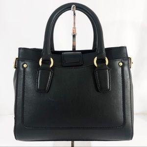 Cole Haan Black Leather Handbag NWT
